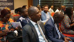 Photo des participants au forum